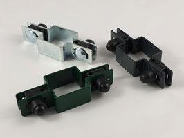 Mittelschelle Set quadratisch 40x40mm