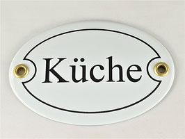 Türschild: Küche