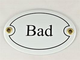Türschild: Bad