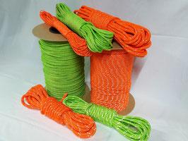 8mm leuchtend orange