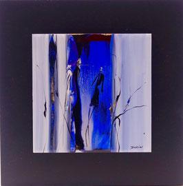 N°11 Tableaux sur Céramique  23x23 cm