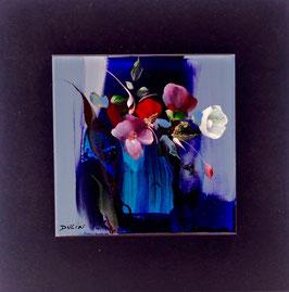 N°19 Tableaux sur Céramique  16x16 cm