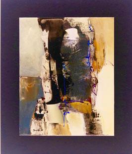N°7 Tableaux sur Céramique 33x28 cm