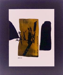 N°8 Tableaux sur Céramique 33x28 cm