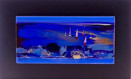 N°6 Tableaux sur Céramique  20x12 cm
