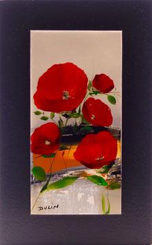 N°10 Tableaux sur Céramique  20x12 cm