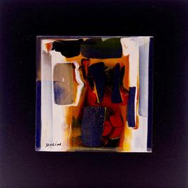N°12 Tableaux sur Céramique  16x16 cm