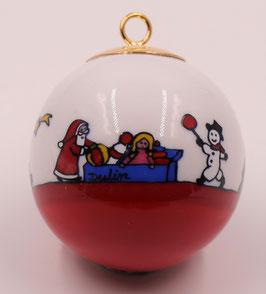 Boule de Noël Naissance n°2