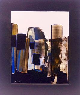 N°9 Tableaux sur Céramique 33x28 cm