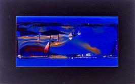 N°3 Tableaux sur Céramique  20x12 cm
