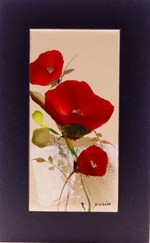 N°14 Tableaux sur Céramique  20x12 cm