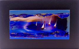 N°8 Tableaux sur Céramique  20x12 cm