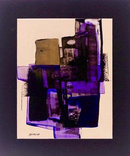 N°5 Tableaux sur Céramique 33x28 cm
