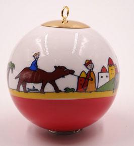 """Boule de Noël """" Les Rois Mages"""""""