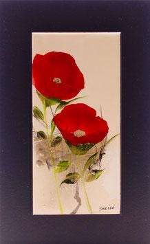 N°13 Tableaux sur Céramique  20x12 cm