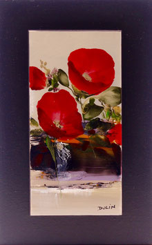 N°11 Tableaux sur Céramique  20x12 cm