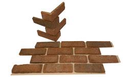 BrickMesh - Real Brick Slip Tile Mosaic System