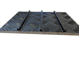 Brick Slip Tracking Panel - 10mm Cement Board (1.2m x 2.4m)