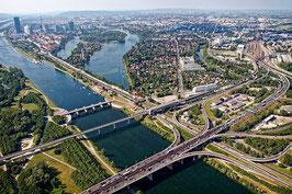 40 Min. Hubschrauberflug Wien ab Bad Vöslau