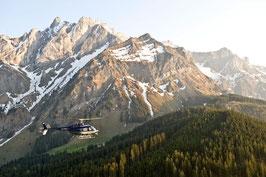60 Min. Große Alpentour  ab 1 Personen