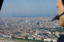 40 Min. Hubschrauberflug Wien ab Stockerau