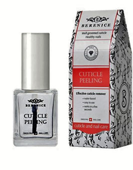 Peeling zur Nagelhautentfernung Cuticle peeling
