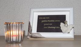 Bilderrahmen: Schutzengel für Trauernde