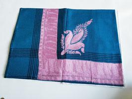 Multi color check Cashmere wool Omani Turban/Masar KT-MPDD-622