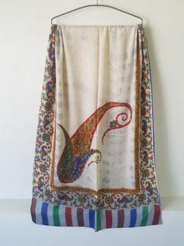 Cashmere designed scarf 75x200cm KANIOUT06