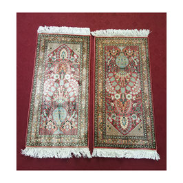 Silk cotton TWIN Carpets 50x90cm SOSC-003