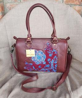 Sozni pure leather Handbag KT-BGSZ38