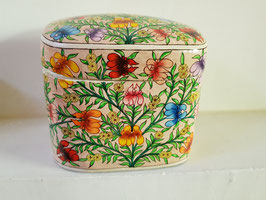 Paper Machee Tea box KT-PPTBX004
