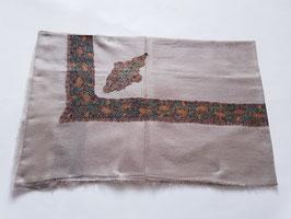 Pashmina Omani Musar (Arabian Turban ) OFF-WHITE  KT-DD411