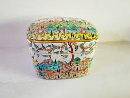 Paper Machee Tea box KT-PPTBX002