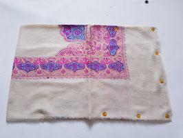Pashmina Omani Musar (Arabian Turban ) OFF-WHITE  KT-DD412