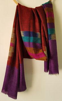 Pashmina scarf IKAT Design 70x200cm KT-IK201