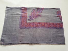 Pashmina Omani Musar (Arabian Turban ) NATURAL DARK GREY KT-DD414