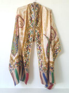 Cashmere designed scarf 75x200cm KANIOUT02