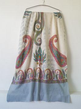 Cashmere designed scarf 75x200cm KANIOUT01