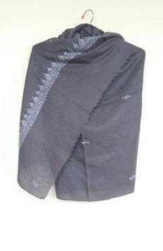 Cashmere scarf 75x200cm