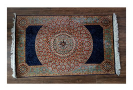Silk on silk Carpet 85x120cm SOSC-001