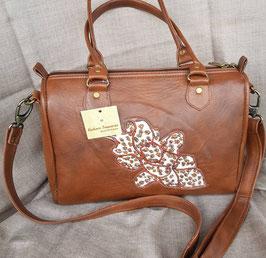 Sozni pure leather Handbag KT-BGSZ36