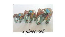 Elephant 3 pc set ELPST-991