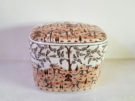 Paper Machee Tea box KT-PPTBX001