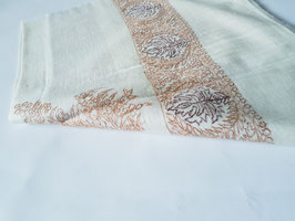 Off-white Cashmere wool Omani Turban/Masar KT-MPDD-388