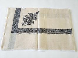 Pashmina Turban NEEMDOR  WHITE KT-ND369