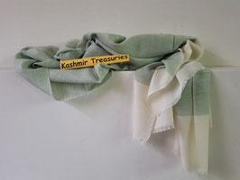 Cashmere wool mini stripped scarf KT-CSH501