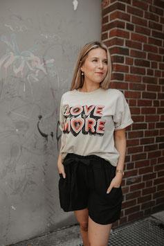 T-SHIRT LOVE MORE- 2 FARBEN