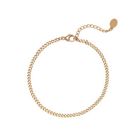 ARMBAND DELICATE CHAIN - GOLD
