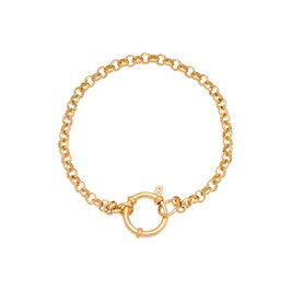 CHARM ARMBAND TILLY - GOLD